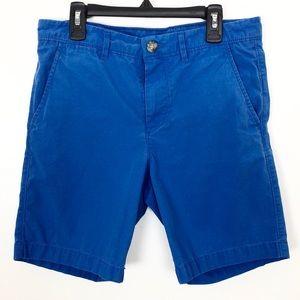 Johnnie-O Blue Shorts, Size 12